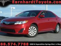 We are pleased to offer you this *1-OWNER 2013 TOYOTA