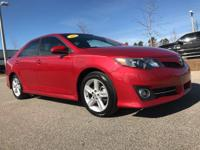 CARFAX One-Owner. TOYOTA CERTIFIED, BLUETOOTH, Camry