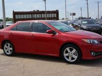 This 2013 Toyota Camry SE is proudly offered by James