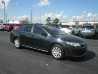 Check out this gently-used 2013 Toyota Camry we