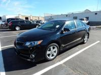 We are excited to offer this 2013 Toyota Camry. Drive