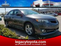 Clean CARFAX. 35/25 Highway/City MPG 2013 Toyota Camry