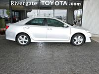 New Arrival! LOW MILES, This 2013 Toyota Camry SE will