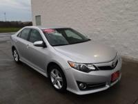 This 2013 Toyota Camry SE is proudly offered by Smart
