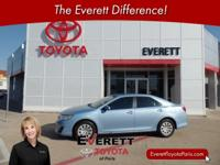 2013 Toyota Camry LE Blue 2.5L I4 SMPI DOHC 6-Speed
