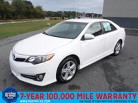 Looking for a clean, well-cared for 2013 Toyota Camry?