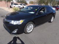 XLE trim. EPA 31 MPG Hwy/21 MPG City! Dealer Certified,