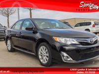 Carfax One Owner, Clean Vehicle History Report, Camry