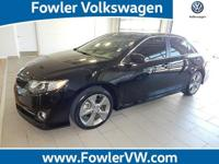 **NAVIGATION/GPS** and CLEAN CARFAX. Camry SE, 3.5L V6