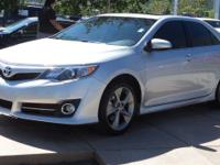 New Price! CARFAX One-Owner. Silver 2013 Toyota Camry