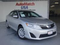 2013 Toyota Camry Sedan LE Our Location is: AutoMatch