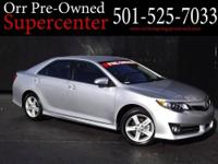 2013 Toyota Camry Sedan SE Our Location is: Orr