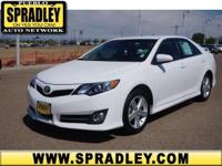 2013 Toyota Camry Sedan SE Our Location is: Spradley