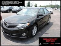 2013 Toyota Camry Sedan SE Our Location is: Wabash