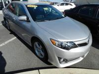 GORGEOUS 2013 TOYOTA CAMRY SE IN GREAT CONDITION!