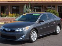 Options:  2013 Toyota Camry 4D Sedan Xle V6|Magnetic