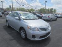 It just doesn't get any better!! This 2013 Toyota