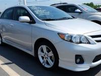 This 2013 Toyota Corolla 4dr 4dr Sedan Automatic S