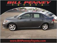 Enter the 2013 Toyota Corolla! Just a wonderful car!