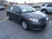 2013 Toyota Corolla 4dr Sedan Our Location is: Lithia