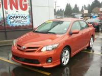 You can find this 2013 Toyota Corolla S Special Edition