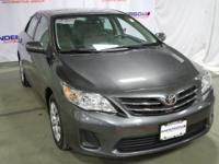 Corolla LE. Don't let the miles fool you! Here it is!