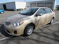 LE trim. CARFAX 1-Owner, Excellent Condition. REDUCED