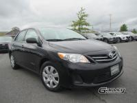 The 2013 Toyota Corolla is a five-passenger compact