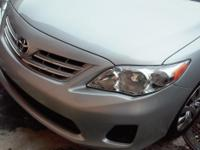 2013 Toyota Corolla LE 4 Doors Sedan On Sale Rebuilt
