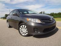 Extra clean local Toyota Corolla LE with 1.8L Engine,