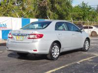 Options:  2013 Toyota Corolla Le|Le 4Dr Sedan 4A|1.8L|4