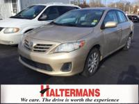 At Halterman Toyota, YOU'RE #1! Why pay more for less?!