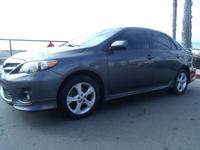 2013 Toyota Corolla SUPER CLEAN, Great MPG, most