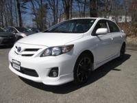 Exterior Color: super white, Body: Sedan, Fuel: