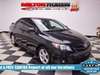 Options:  2013 Toyota Corolla S|Miles: 85816Color: