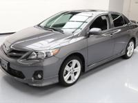 2013 Toyota Corolla with 1.8L I4 Engine,Automatic