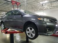We are excited to offer this 2013 Toyota Corolla.