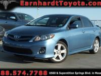 We are excited to offer you this sporty *CERTIFIED 2013