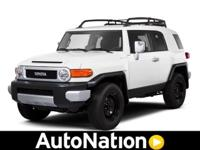 2013 Toyota FJ Cruiser Our Location is: AutoNation