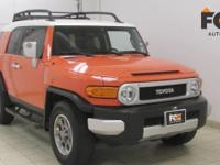 Check out this gently-used 2013 Toyota FJ Cruiser we