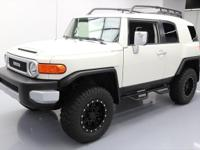 2013 Toyota FJ Cruiser with 4.0L V6 EFI