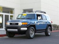 Just Reduced! 4WD.  2013 Toyota FJ Cruiser Priced below