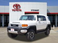 4WD. Join us at Stewart Toyota! Toyota FEVER! How