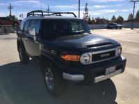 Recent Arrival! HUGE SAVINGS! Black 2013 Toyota FJ