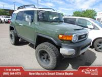 Options:  2013 Toyota Fj Cruiser|4X4 4Dr Suv 5A|Low