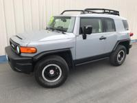 CARFAX 1-Owner. REDUCED FROM $29,991! FJ Cruiser trim.