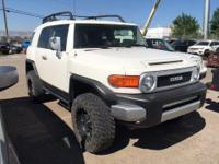 Options:  2013 Toyota Fj Cruiser 4Wd||1St And 2Nd Row