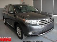 CARFAX One-Owner. Clean CARFAX. Certified. 2013 Toyota