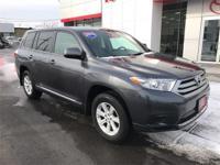 Options:  2013 Toyota Highlander Base|This 2013