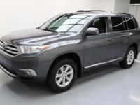 This awesome 2013 Toyota Highlander comes loaded with